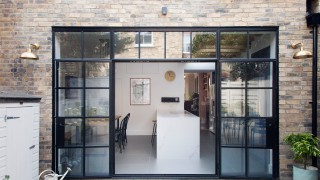 Side extension and refurbishment of a Victorian house 5